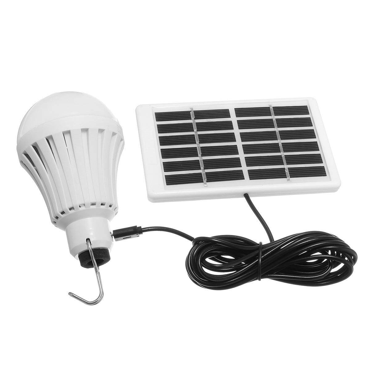 Home Outdoor Lighting Buy At Best Price In Wiring Up Track 30w Solar Panel Led Light Usb Powered Bulb Indoor Camping Emergency Lamp7w