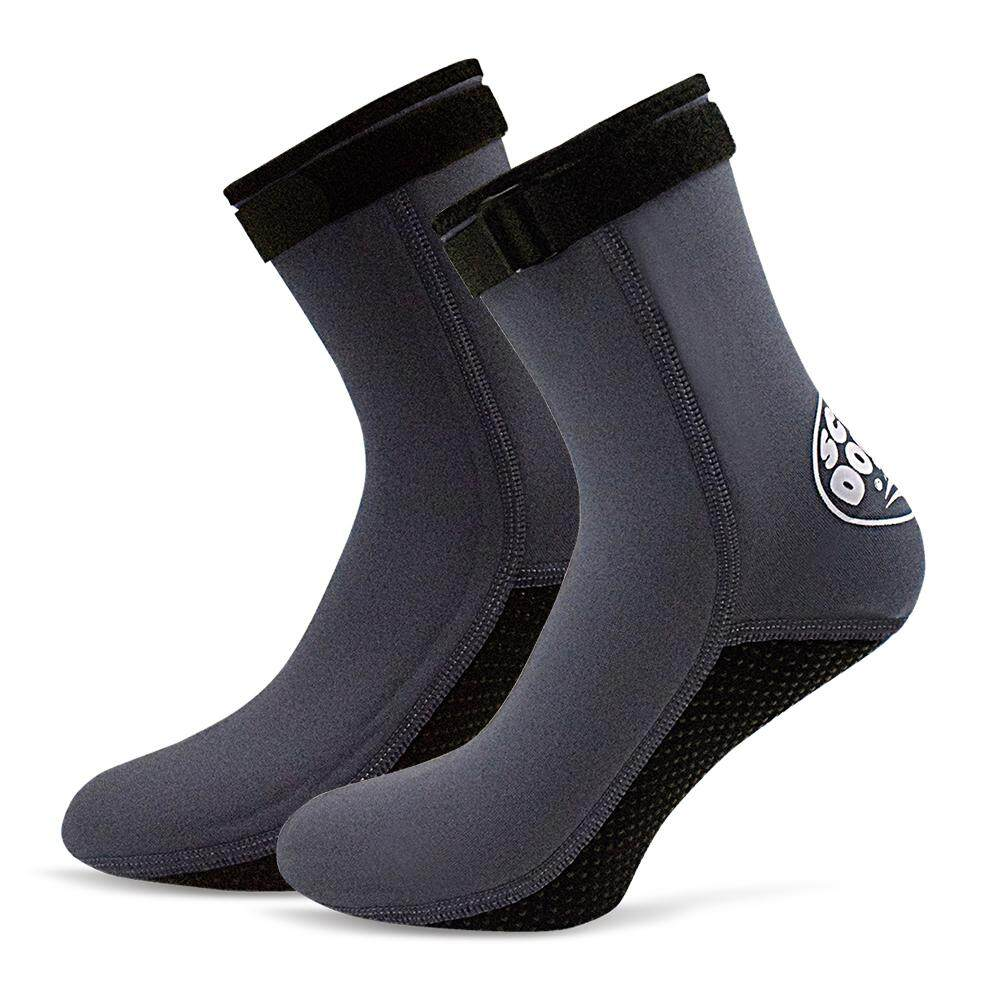 3mm Neoprene Diving Socks Boots Water Shoes Beach Booties Snorkeling Diving Surfing Boots For Men Women By Tdigitals.