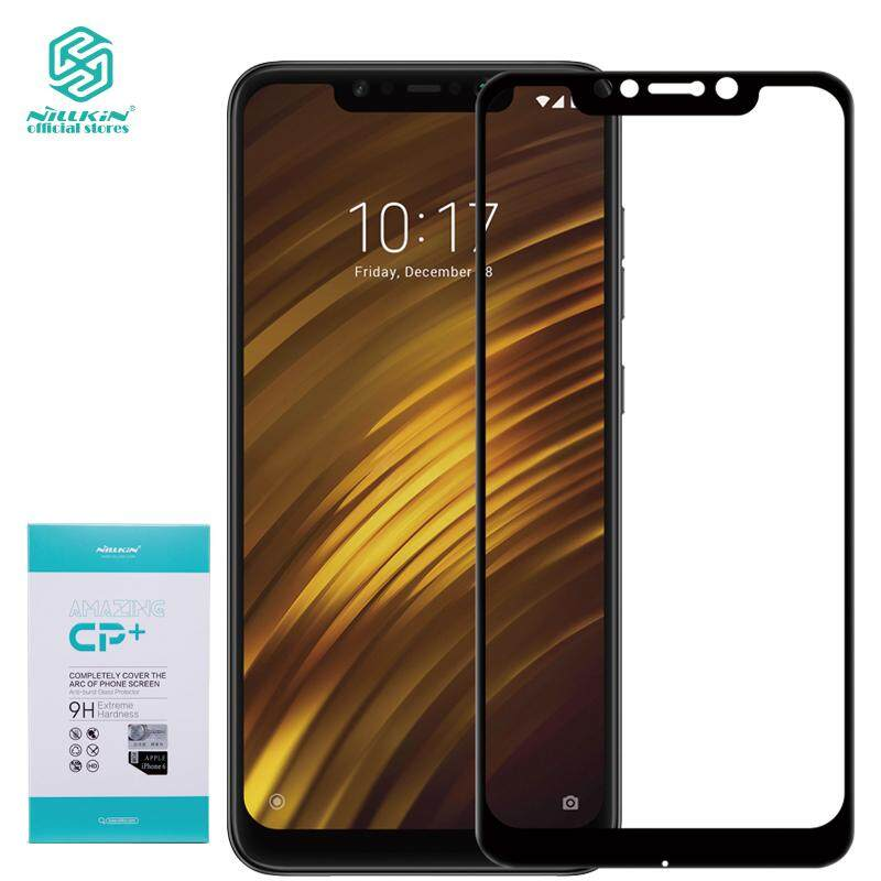 Nillkin for Xiaomi Pocophone F1 Tempered Glass, Amazing CP+ Anti-explosion Tempered Glass Screen