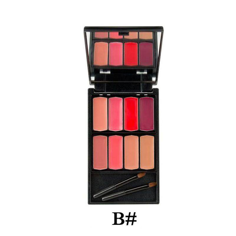 Menow matte lipstick palette 8 colors Frozen lipstick cream waterproof long lasting sexy red nude moisturizing ...