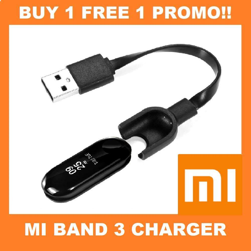 [buy1 Free1] Xiaomi Miband3 Mi Band 3 Replacement Usb Charging Cable Dock Charger By Atcetera Solutions.