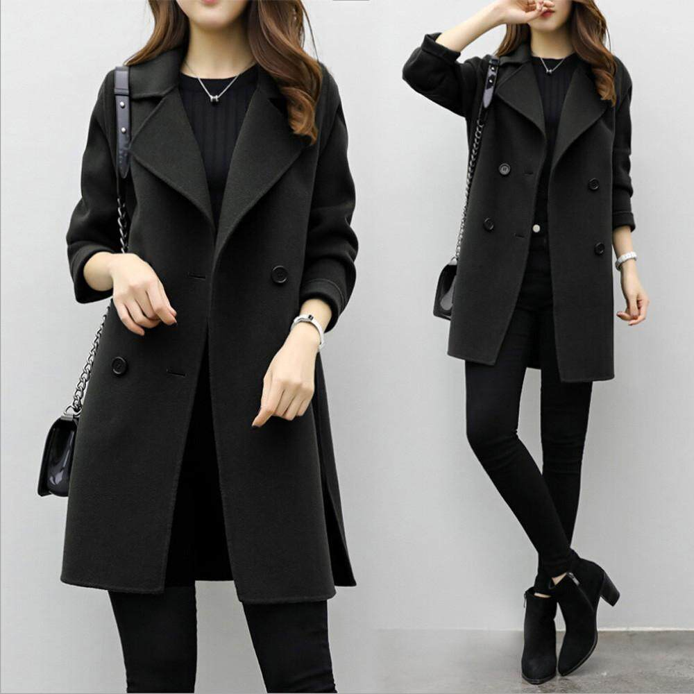 Long stylish coats for girls recommendations to wear in everyday in 2019