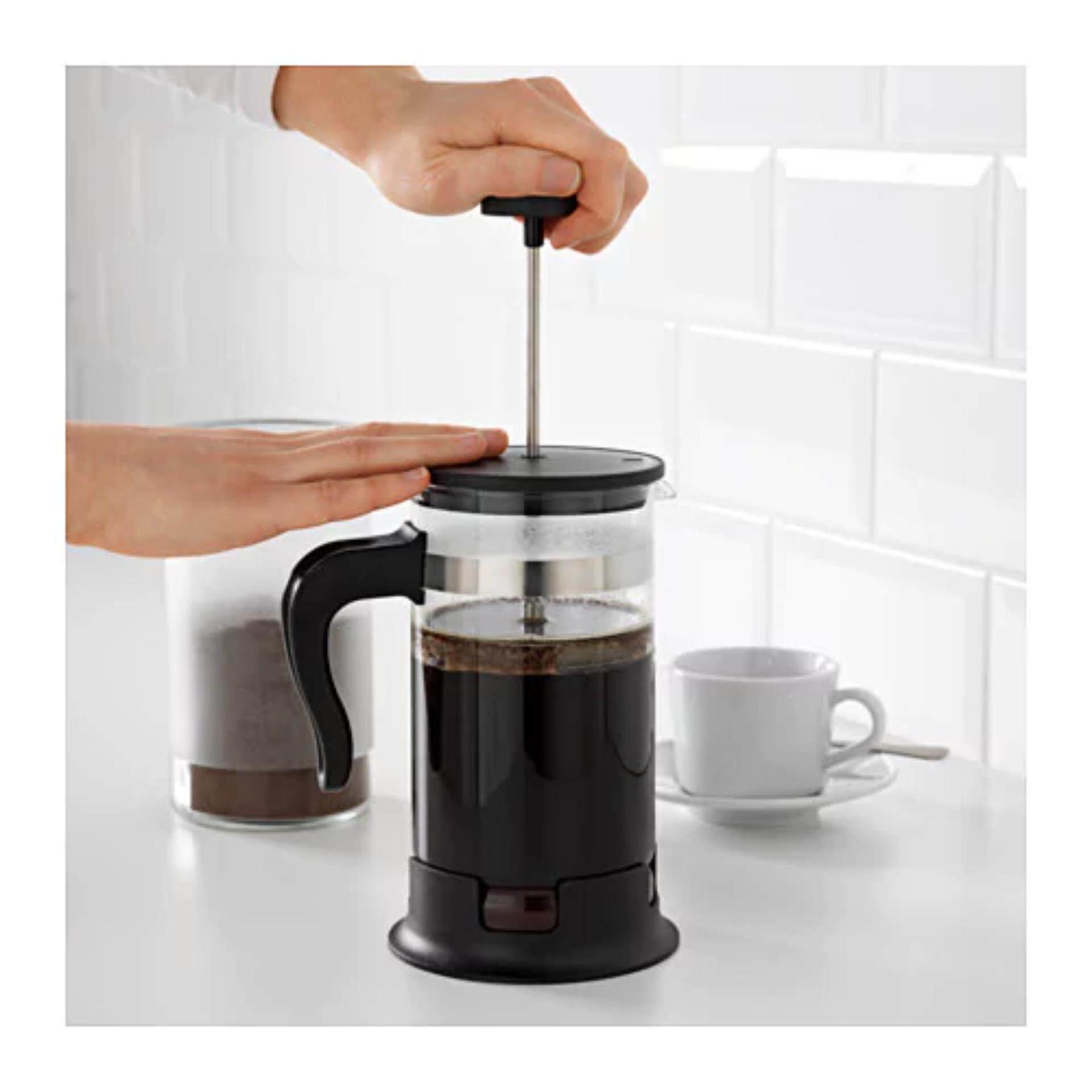 Ikea Upphetta Stainless Steel Teapot Tea Coffee Maker 1l