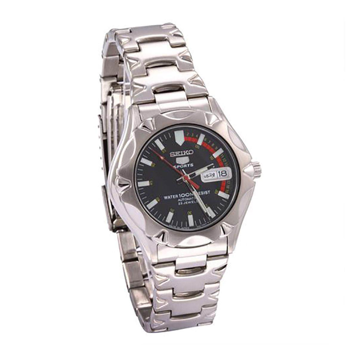 Seiko Men Watches Price In Malaysia Best Lazada Automatic Limited Edition Diver 200m Srp510k1 5 Silver Stainless Steel Case Bracelet Mens Japan Snz449j1