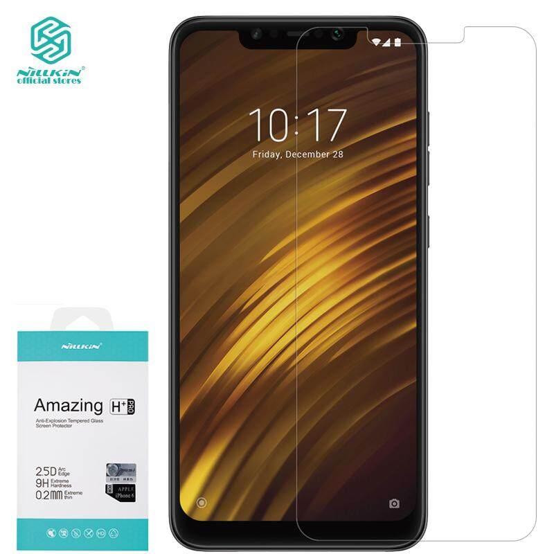 Nillkin for Xiaomi Pocophone F1 Tempered Glass, 0.2mm H+ Pro Anti-Explosion Screen