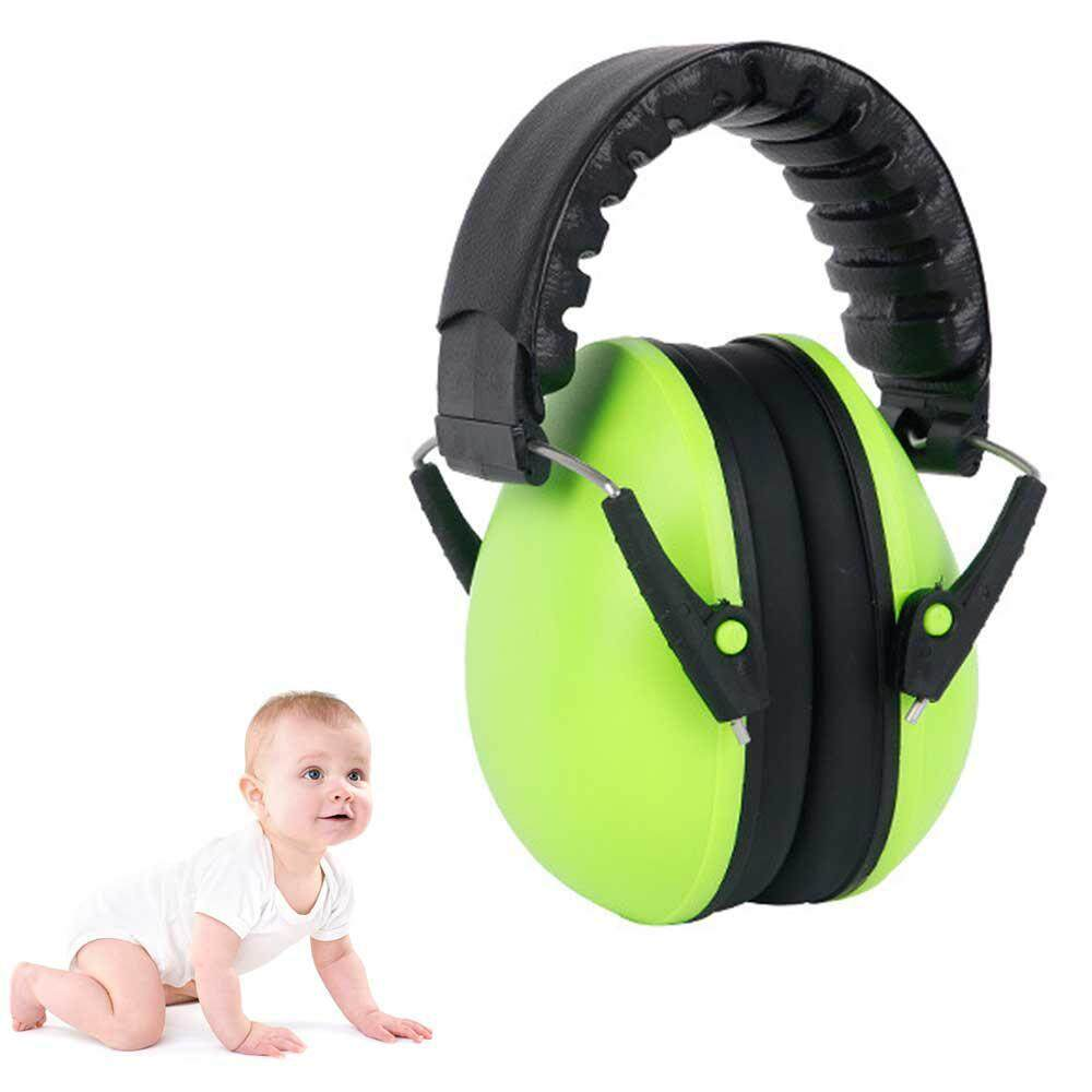 OrzBuy Earmuffs for Kids – Hearing Protection Muffs For Children Small Adults Women – Foldable Design Ear Defenders Protector with Adjustable Padded Headband for Optimal Noise Reduction