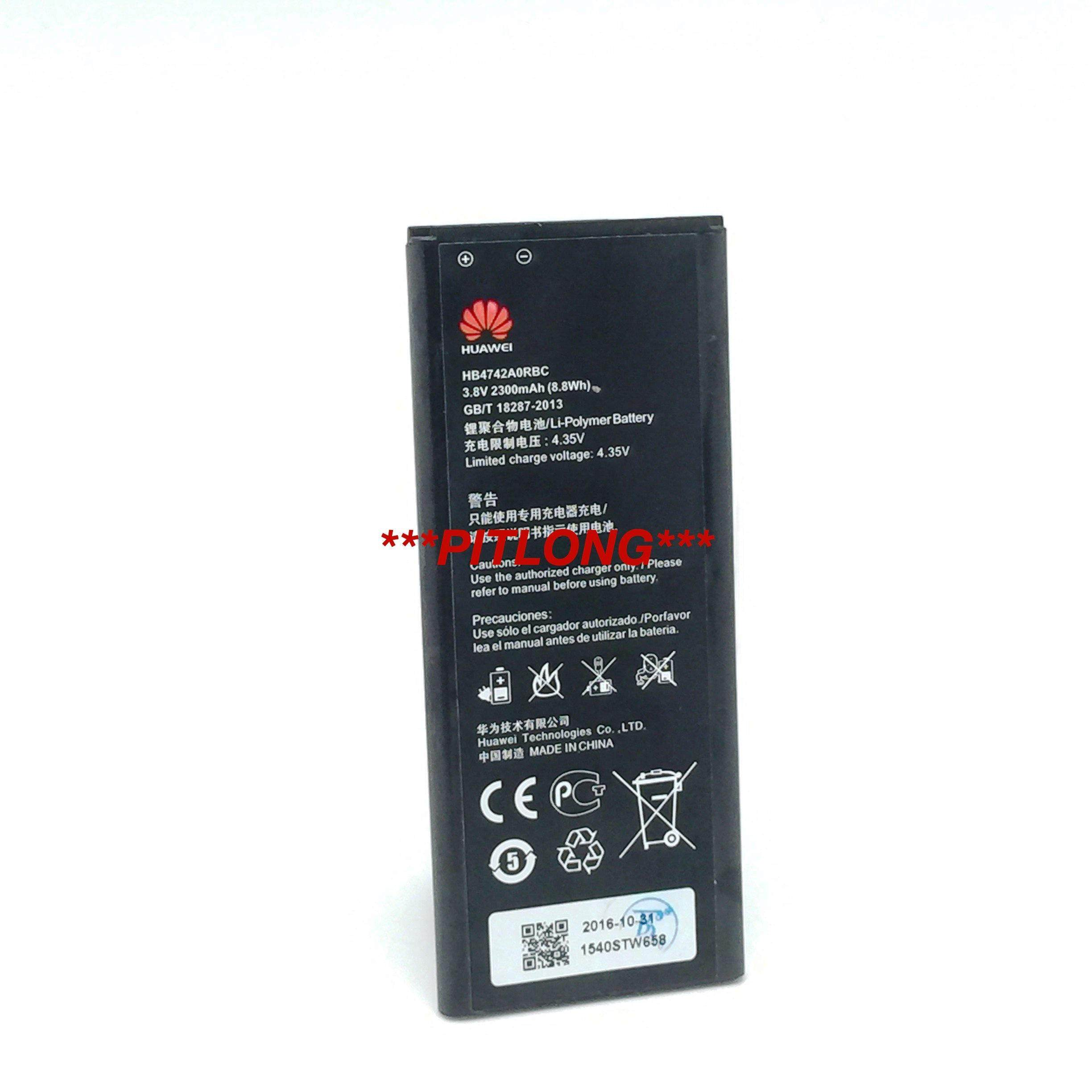 Batteries Chargers For The Best Prices In Malaysia Charger Desktop Lf Huawei Honor 3c Hb4742aorbc 2300mah High Quality Battery