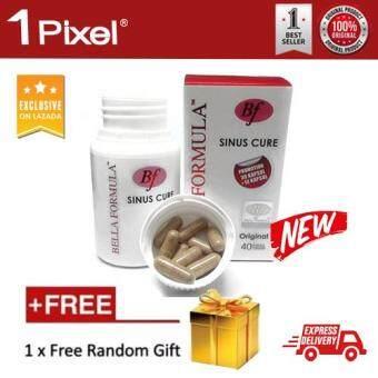 BF Formula Sinus Cure 40 - Penawar Resdung - HOT SALE !!!