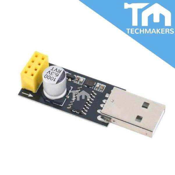 USB To ESP8266 Serial Port Wireless Module Adapter Board Malaysia