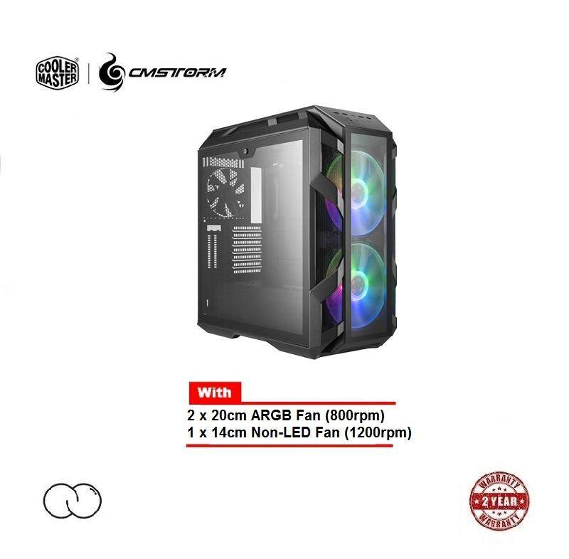 Cooler Master MasterCase H500M E-ATX Chassis (with 2 RGB Fans) Malaysia