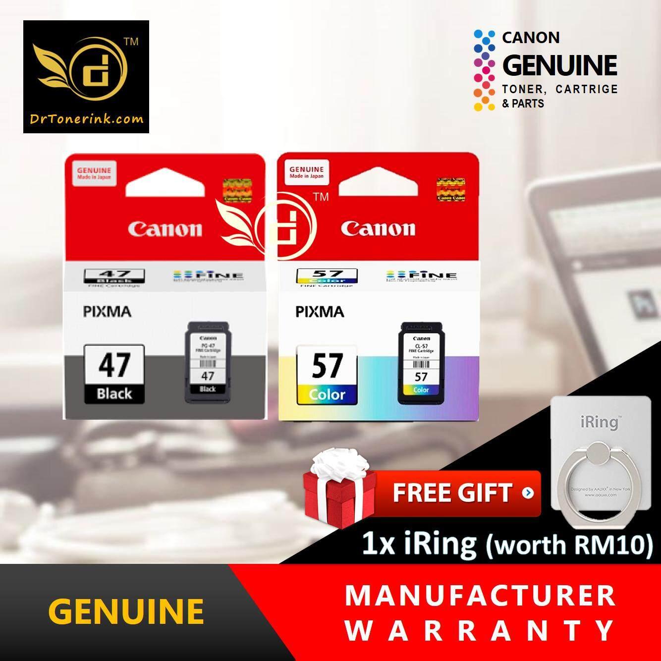 Canon Printers Accessories Price In Malaysia Best Ink Cartridge Cl811 Original Genuine Pg 4715ml Cl 5713ml