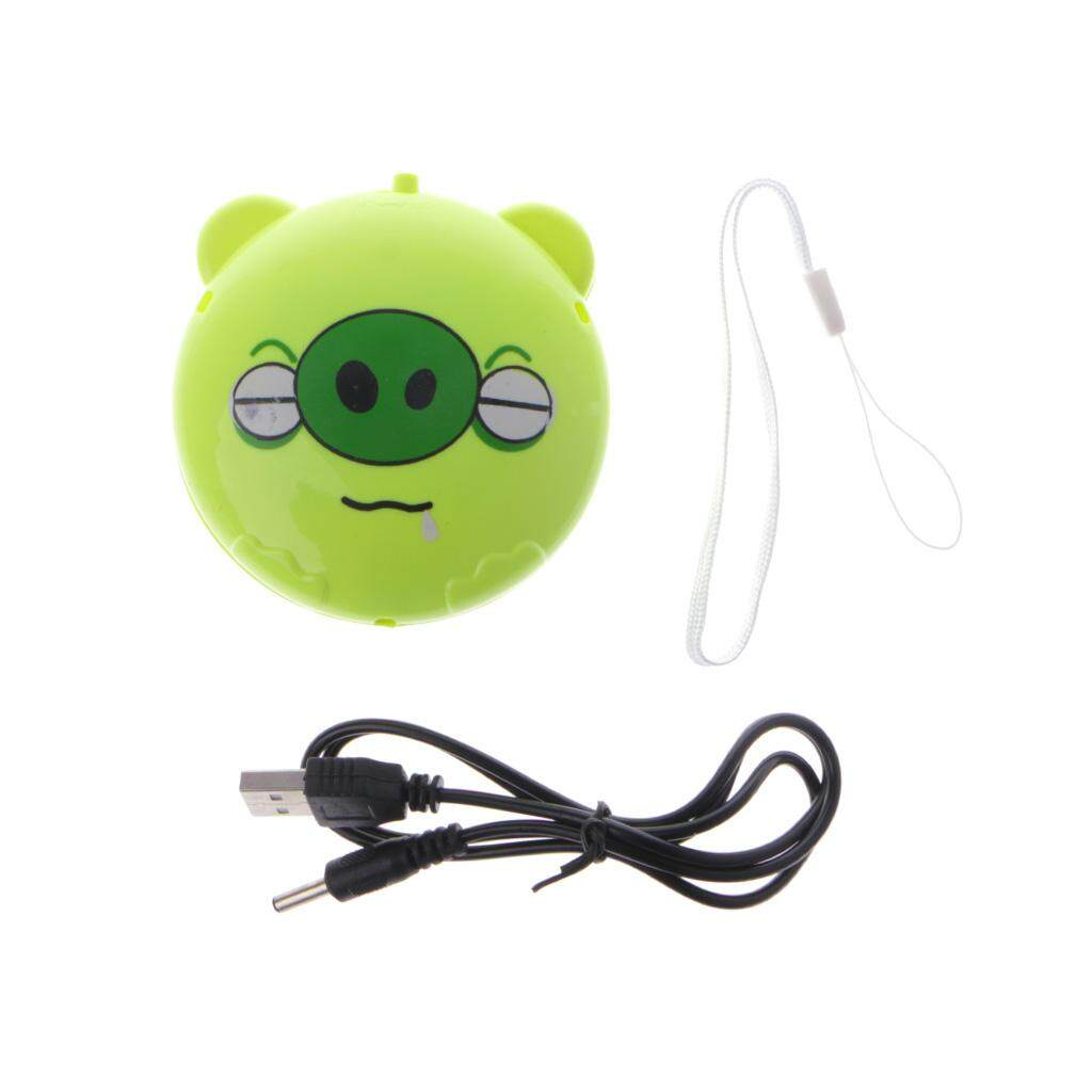 1Pc Likable Portable Pocket Hand Warmer Mini USB Rechargeable Compact