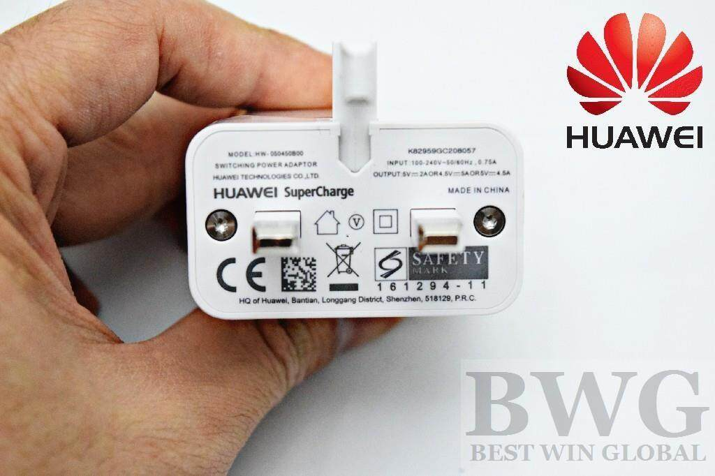 Original Huawei Super Charge 4 5A Charger Adapter for MATE 9 10 P10 P10+  P20 P20+
