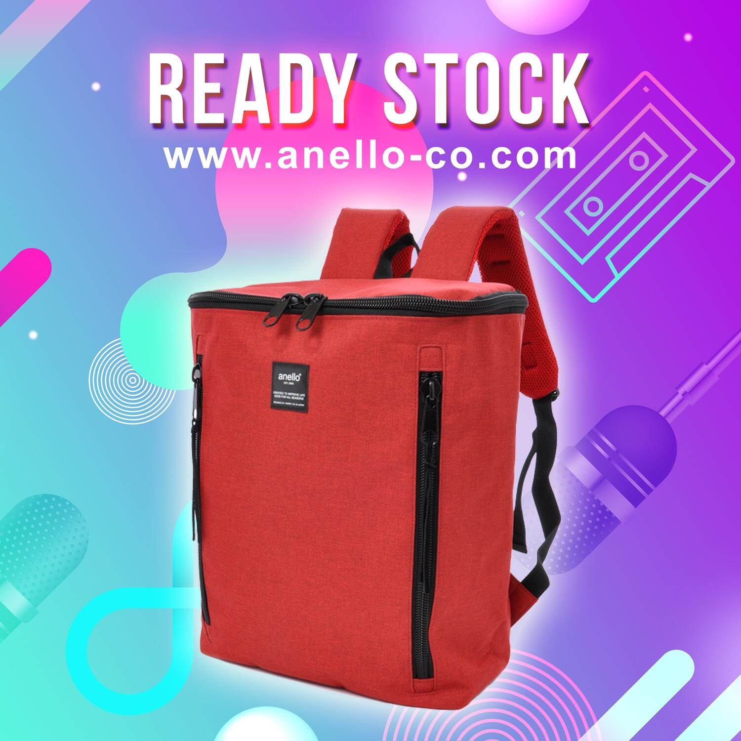 Japan Anello Uni Backpack direct factory priceMYR48 MYR 129