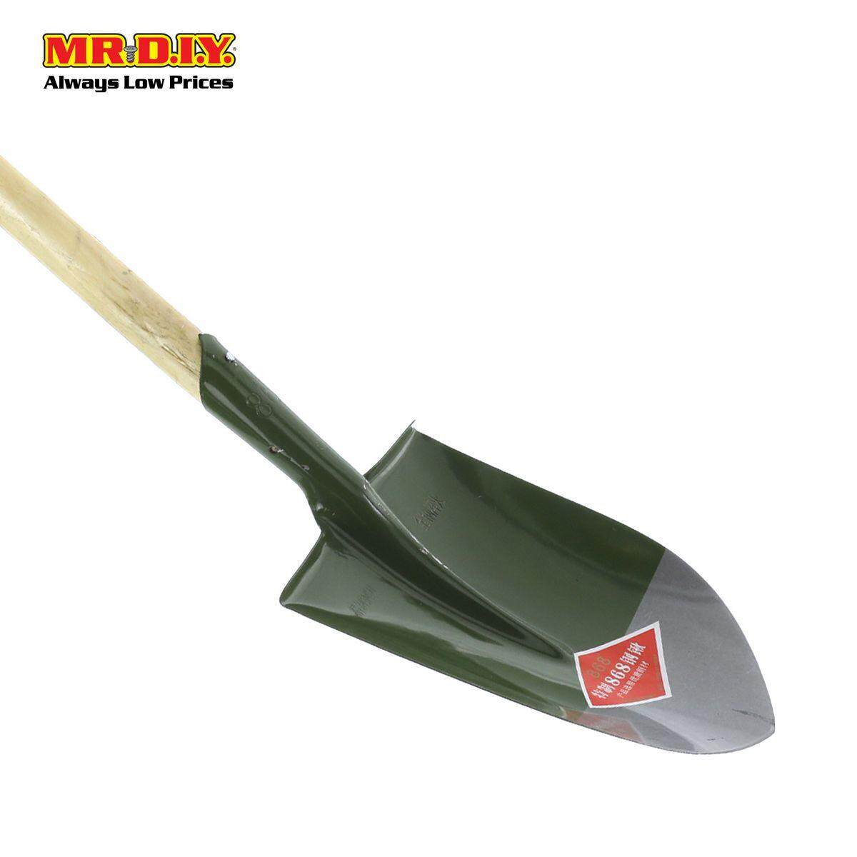 MR DIY Steel Round Point Shovel 103cm