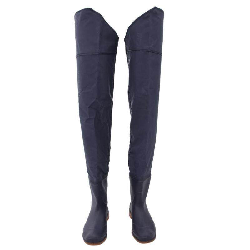Miracle Shining Light-Weight Fishing Waders Breathable Waterproof Trousers Boot Size US 9