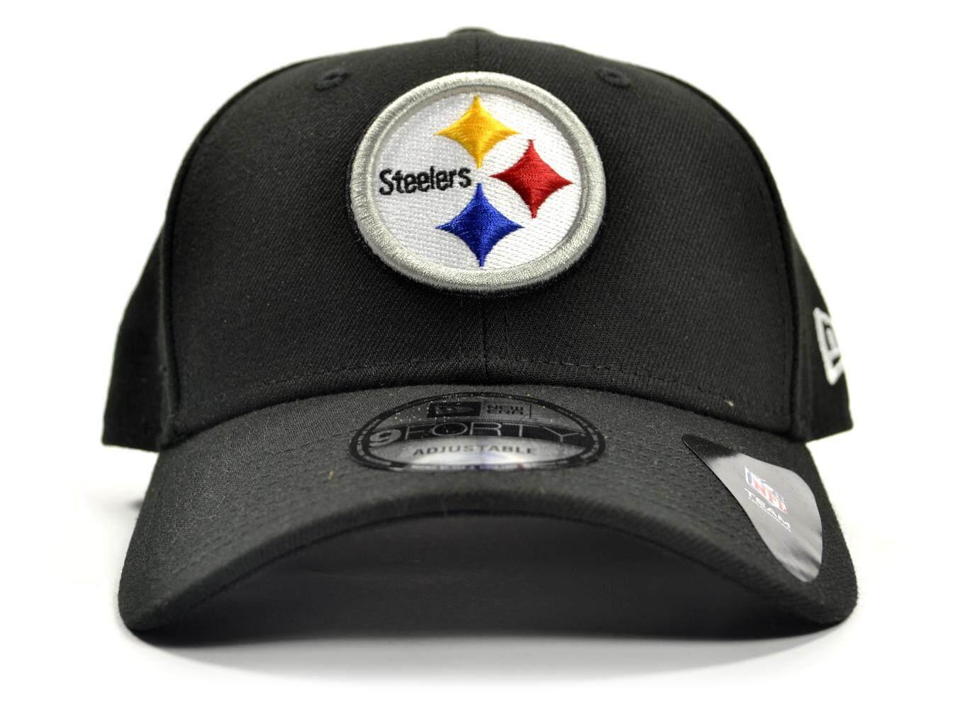 buy popular a40e1 9c5f2 New Era The League NFL Pittsburgh Steelers Baseball Cap