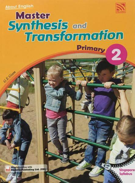 [TOPBOOKS Pelangi] Master Synthesis and Transformation Primary 2 Malaysia