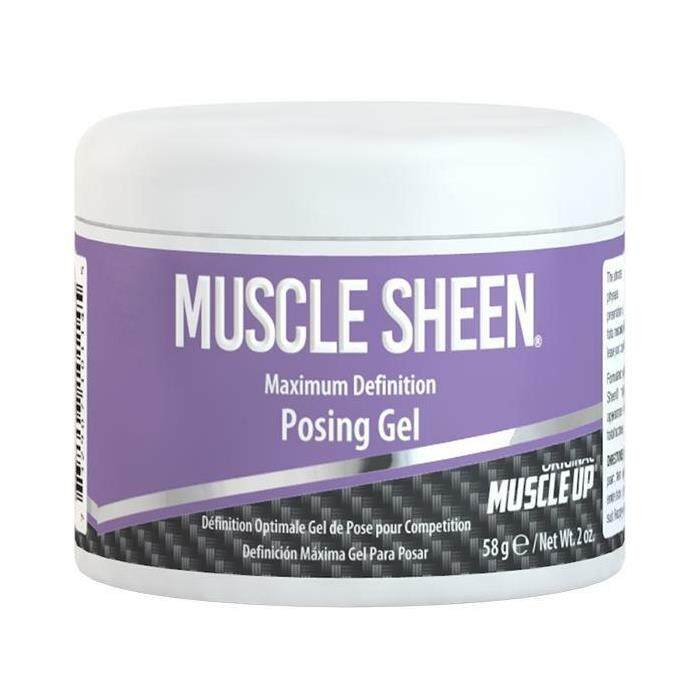 Pro Tan Muscle Sheen Competition Posing Gel (3 Fl. Oz.) By Musclemaniaclub.
