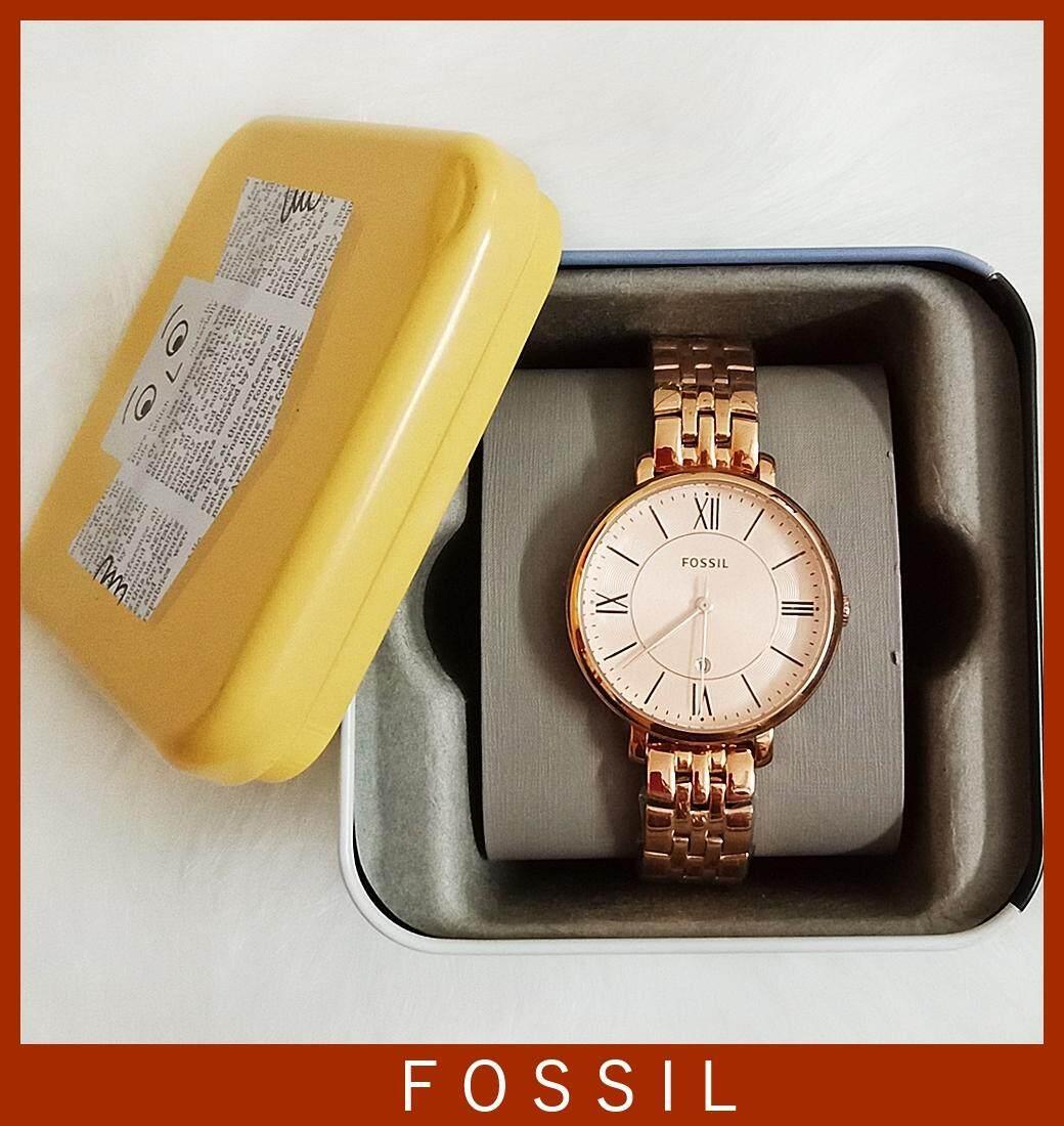 Fossil Original Boyfriend Es3837 Jam Tangan Wanita Chronograph Es4093 Perfect Blue Sport Dial Leather Strap Source Es3435