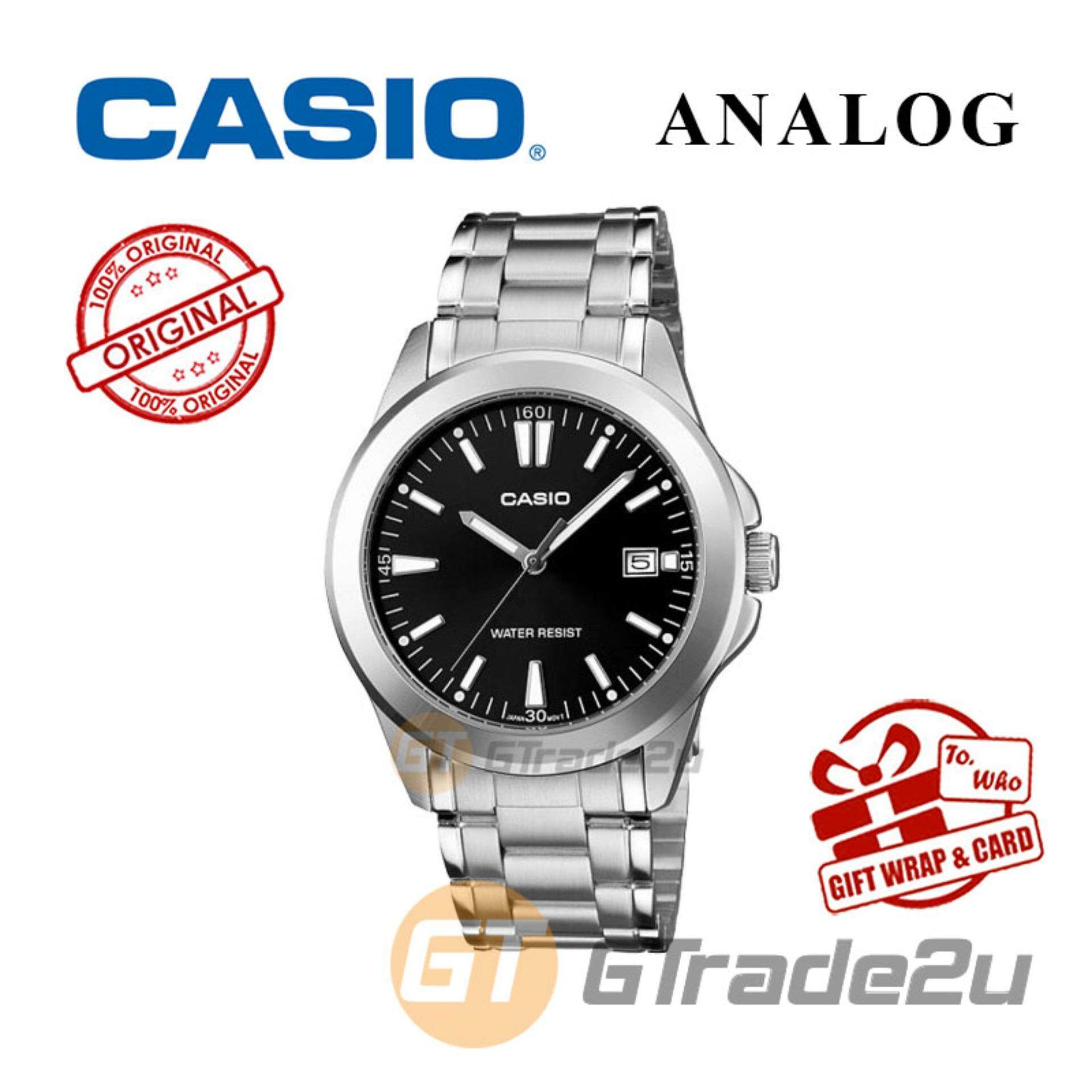 Casio Watches With Best Price At Lazada Malaysia Outgear Sgw 300hd 1av Jam Tangan Pria Strap Stainless Steel Silver Classic Analog Mtp 1215a 1a2v Men Watch