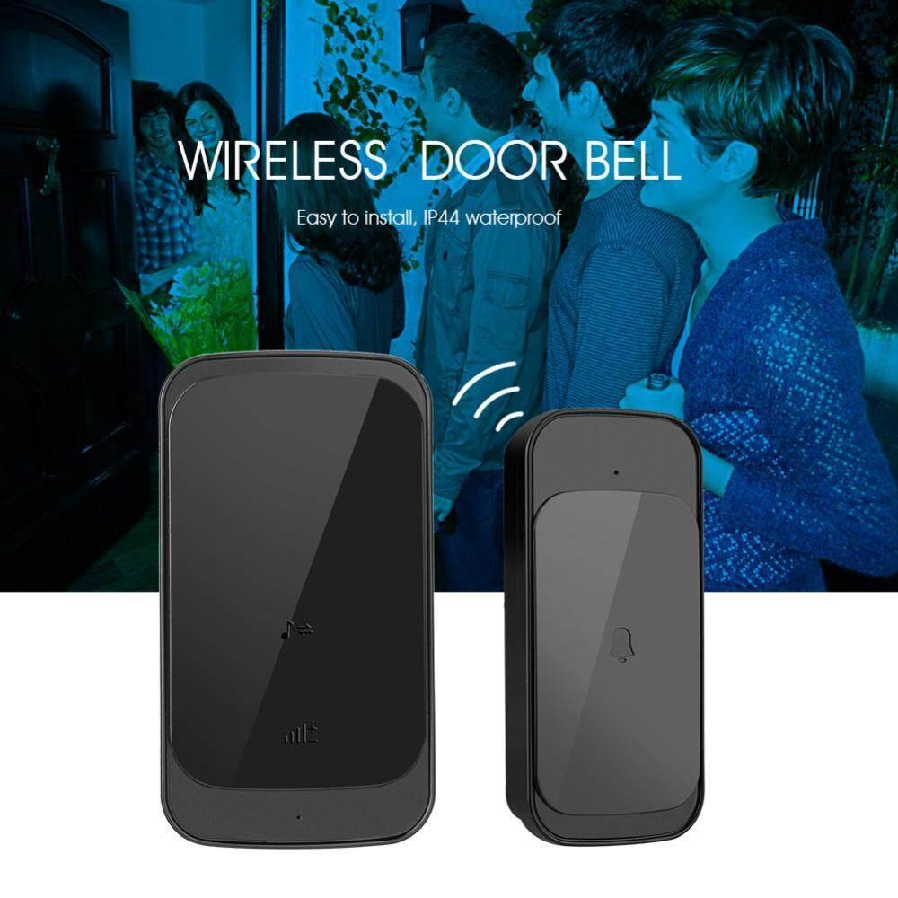 SHANYU 110-240V 280M Wireless Doorbell Slim Remote Control Intelligent Door Bell Ring