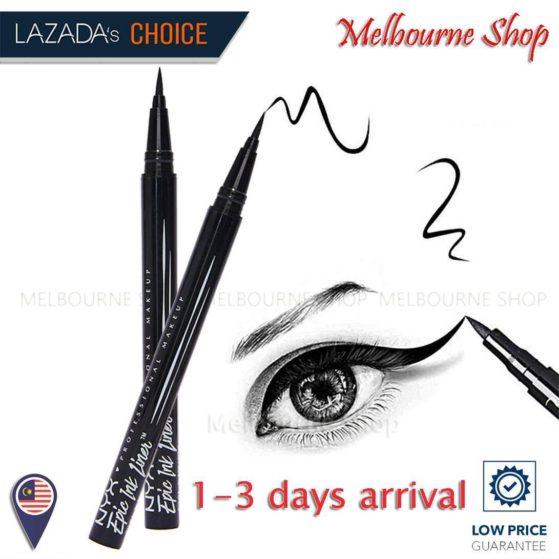 Makeup Brush Set Cosmetics With Best Price In Malaysia Klara Liquid Eyeliner 1 Black Nyx Waterproof Epic Ink Make Up Beauty Comestics Eye Liner Pencil