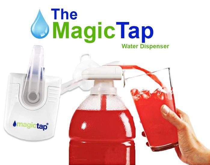 The Magic Tap Water Dispenser