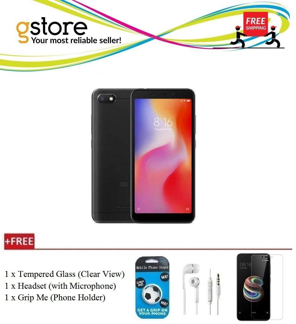 Enjoy The Best Xiaomi Mobiles Tablets Deals Lazada Voucher 3 Gm 2gb Redmi 6a 16gb Rom Ram Original Malaysia Set Free
