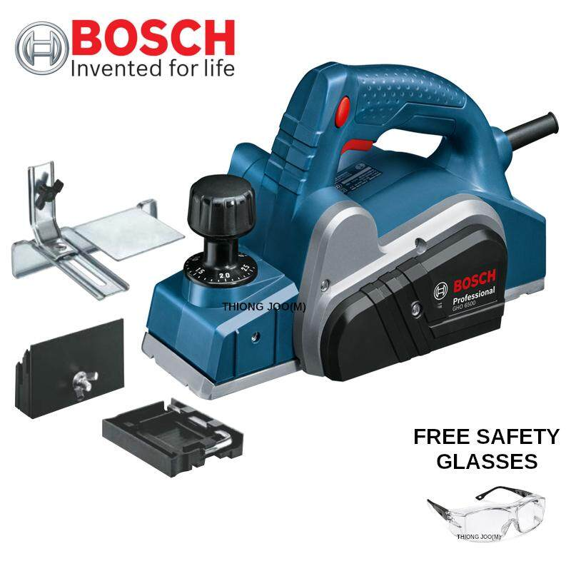 Bosch GHO6500 Planer (6 Month Warranty)
