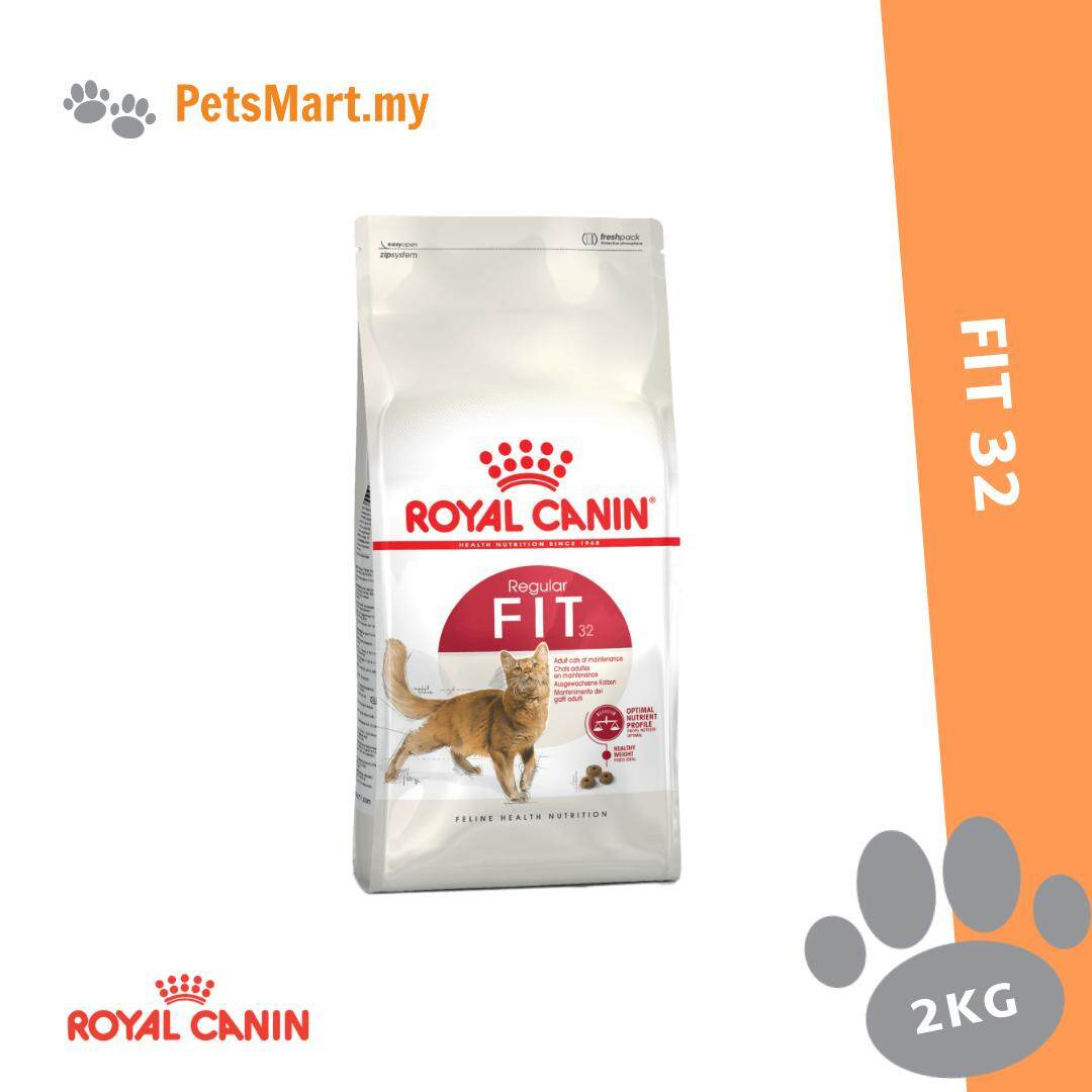 Royal Canin Fit 32 2kg Dry Cat Food By Petsmart.my.