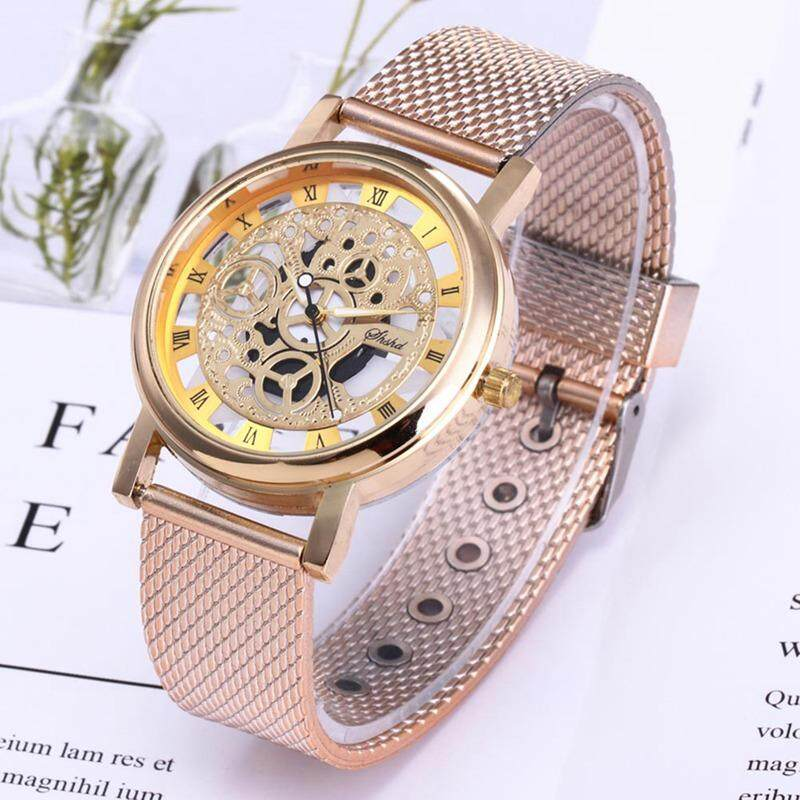 Linfang Men Creativity Hollow Exquisite Dial Casual Luxury High Quality Watch Malaysia