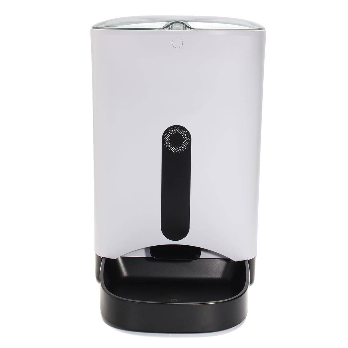 Automatic Pet Feeder For Cat Dog Ios Android App Wifi Cam Timer Food Dispenser  Feeder Without Camera By Moonbeam.