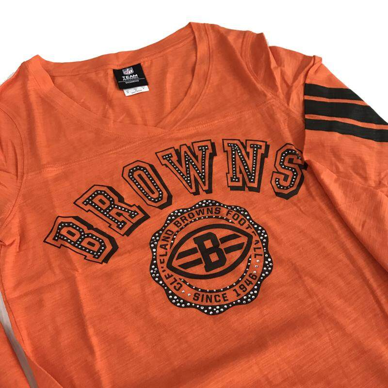 Ladies V-Neck Long Sleeve T-shirt Women Sports S010