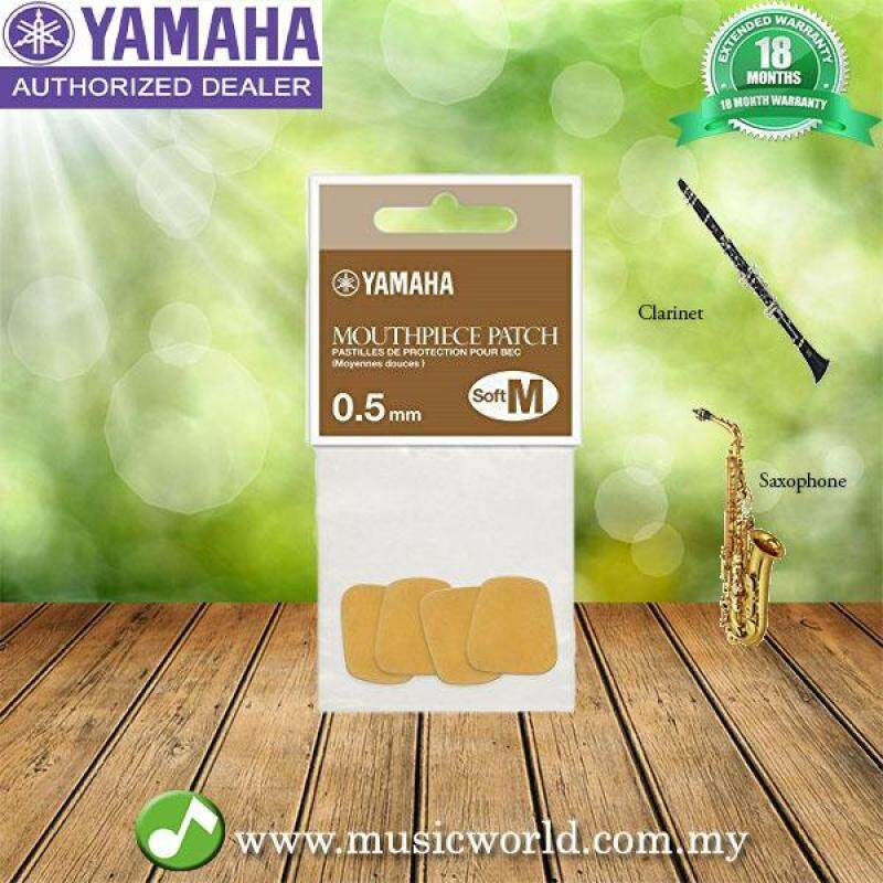 YAMAHA Mouthpiece Patch Clarinet Saxophone Mouth Piece Protector Protect Mouthpiece 0.5 mm Malaysia