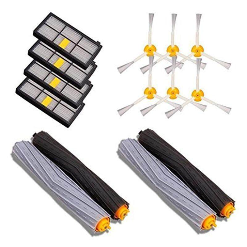 14pcs Accessories For Irobot Roomba 880 860 870 871 980 990 Replenishment Parts Spare Brushes Kit By Sillyshuai.