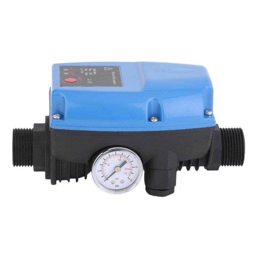 OBBB SKD-5 Electronic Water Pump Pressure Control Professional Automatic Pressure Control Switch With Pressure Gauge
