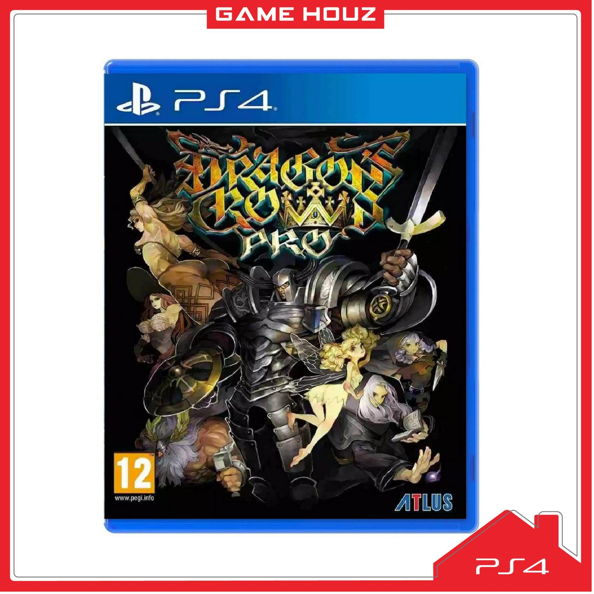 (PS4) Dragon's Crown Pro (R3/ENG)