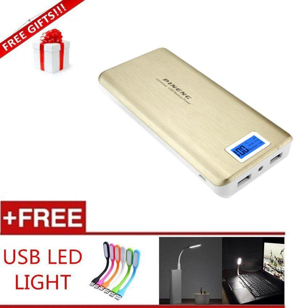 Popular Power Banks For The Best Prices In Malaysia Powerbank Veger 12000mah Pineng 20000mah Pn 999 Bank Ready Stock