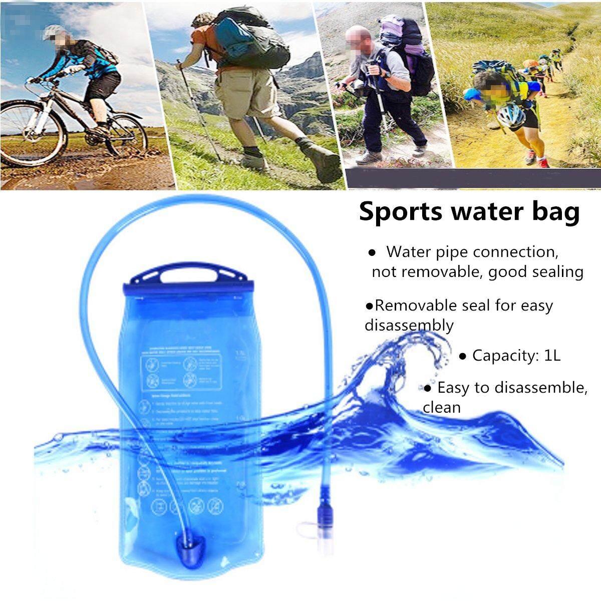 ed6b1e5b2a1 Bicycle Mouth Water Bladder Bag Hydration Packs Camping Hiking Climbing  Cycling