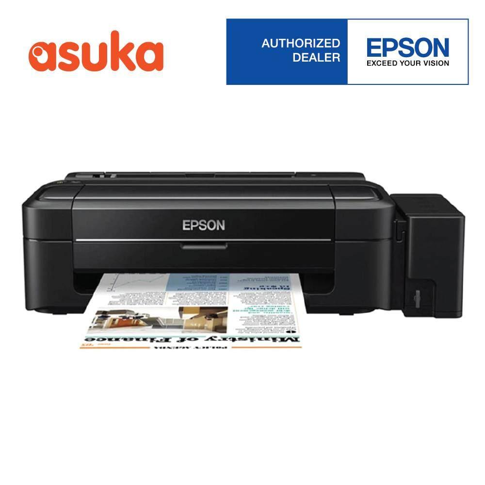 CHECK HARGA SEKARANG! Epson L360 Ink-Tank Printer (Print