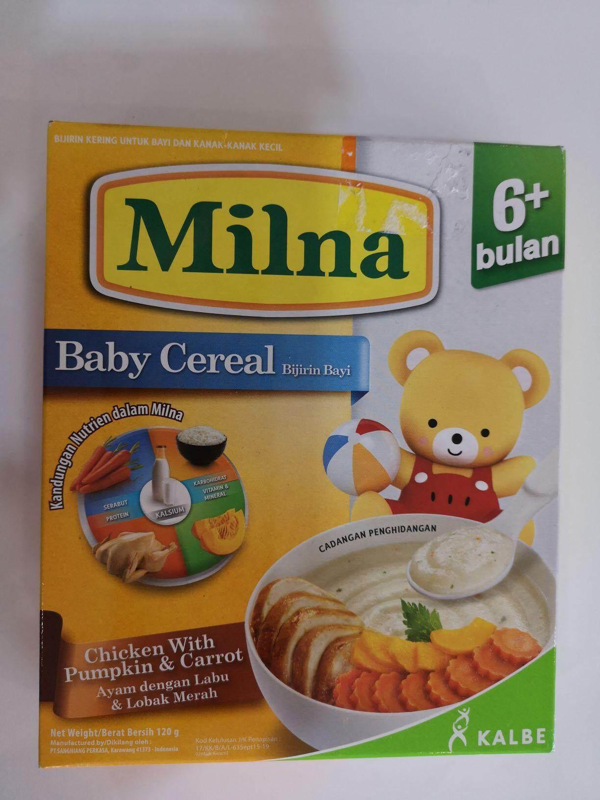 Sell Milna Banana Rusk Cheapest Best Quality My Store Toddler Coklat 110 G Myr 5