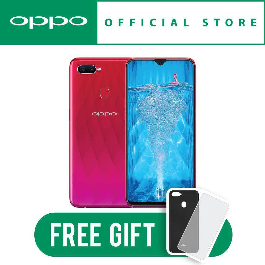 OPPO F9 - 5-minute charge, 2-hour talk