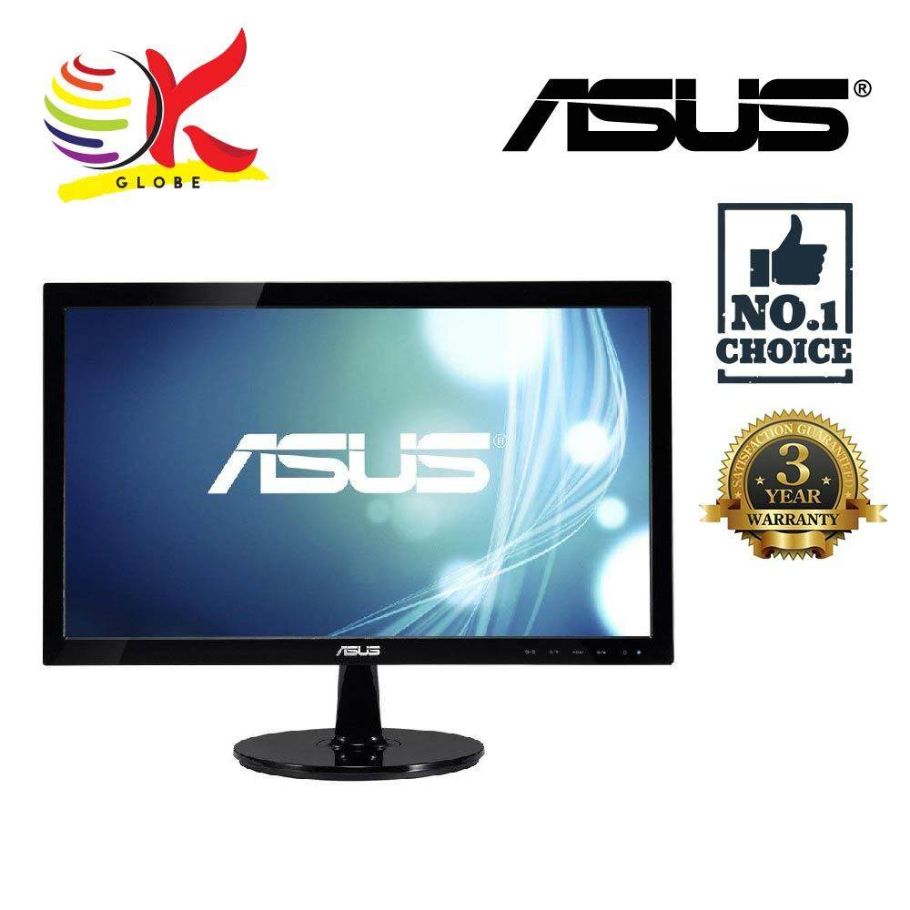 ASUS LCD MONITOR LED FLAT HD 19.5 VS207DF (5MS/VGA/VESA) BLACK Malaysia