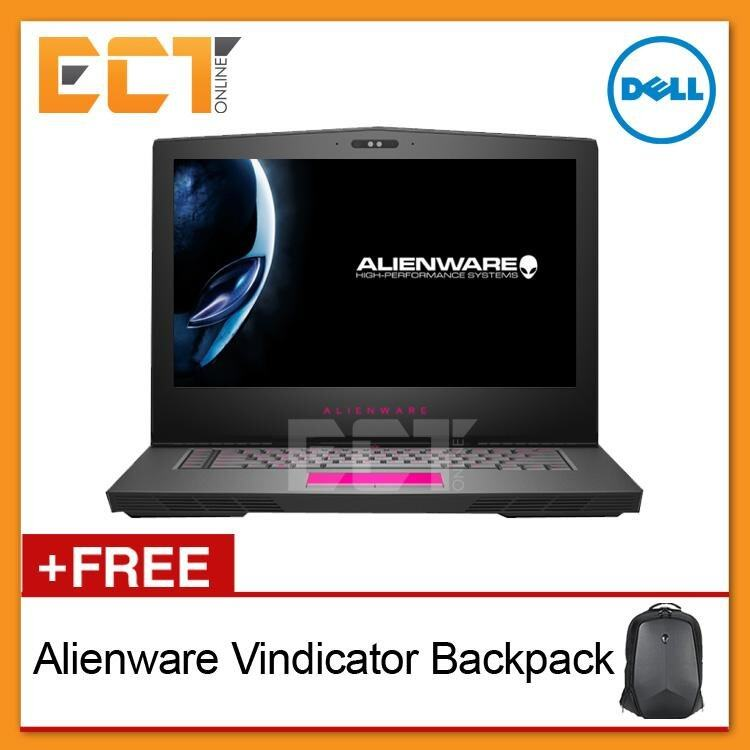 Dell Alienware CAV15FHD-77816G-1060 15.6 FHD Gaming Laptop (I7-7700HQ,1TB,8GB,GTX1060-6GB,W10) Malaysia