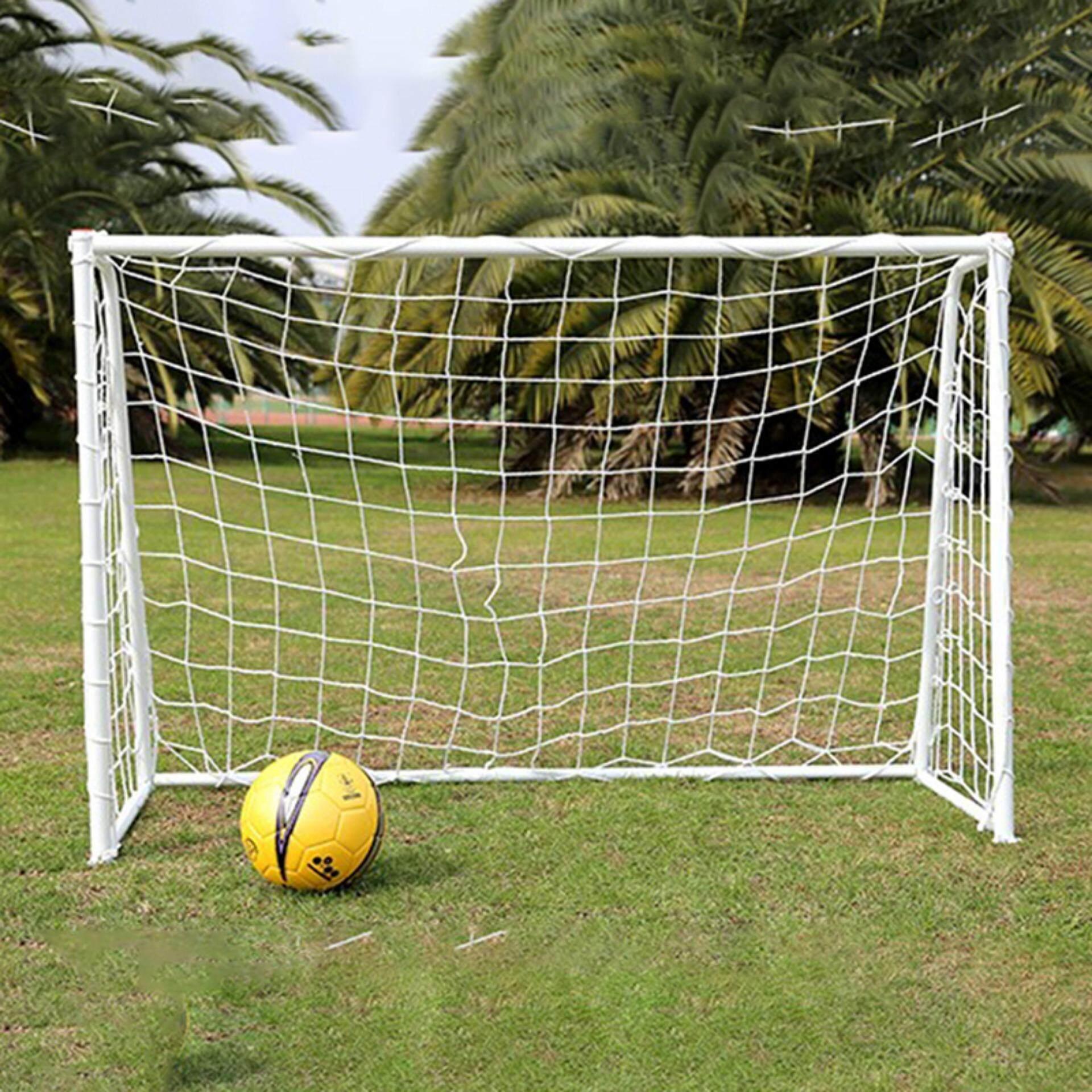 6 X 4ft Football Soccer Goal Post Net For Kids Outdoor Football Match Training By Greenwind.