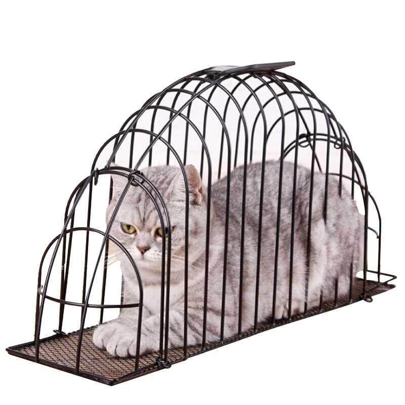 Upgraded Version Pet Safety Shower Bath Cage Mandi Kucing(m) By P A F Pet Store.