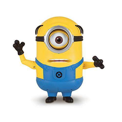 [Despicable Me] Despicable Me Talking Minion Mel Toy Figure [From USA]