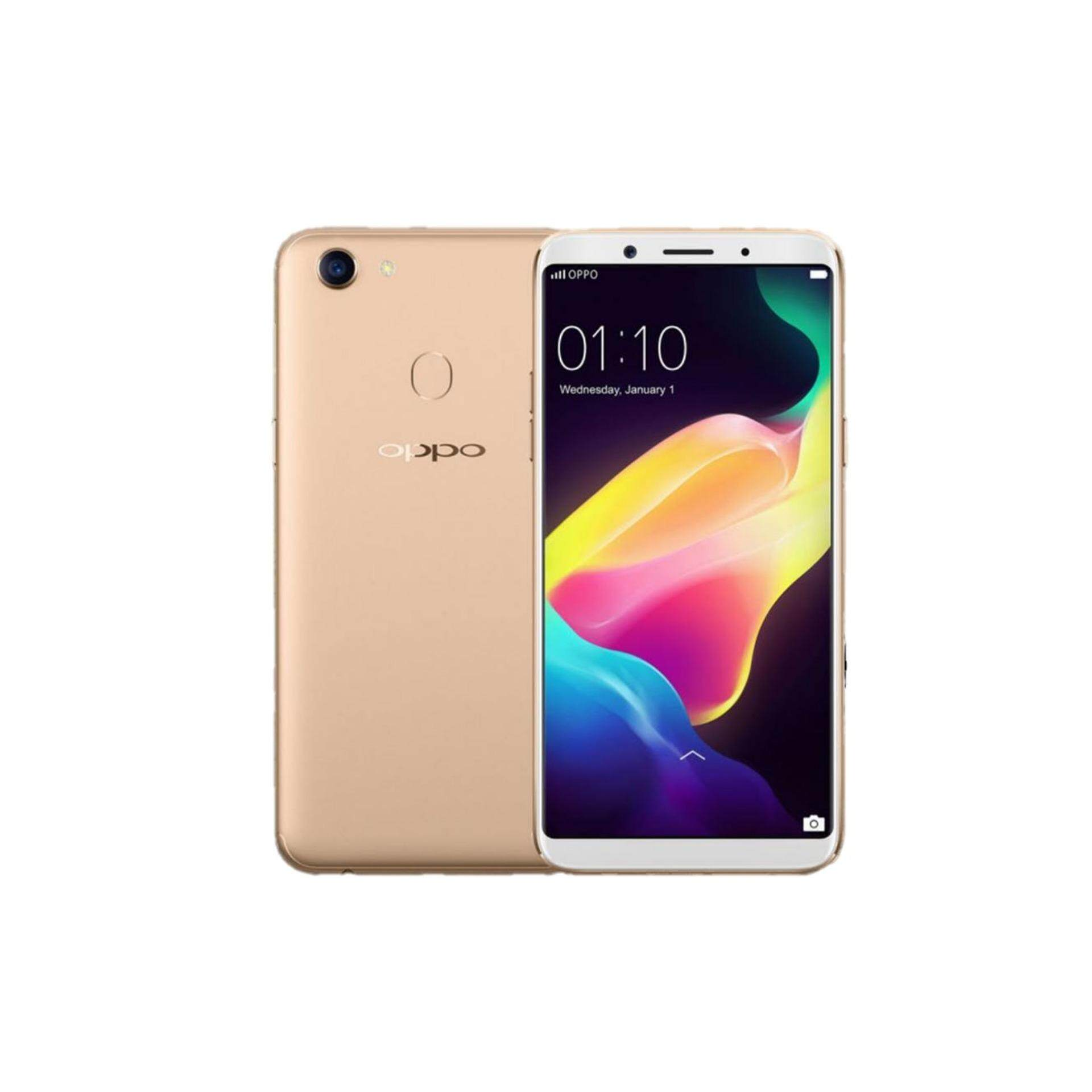 OPPO F5 4GB + 64GB  20MP SELFIE CAMERA FACE ID FINGERPRINT(imported)