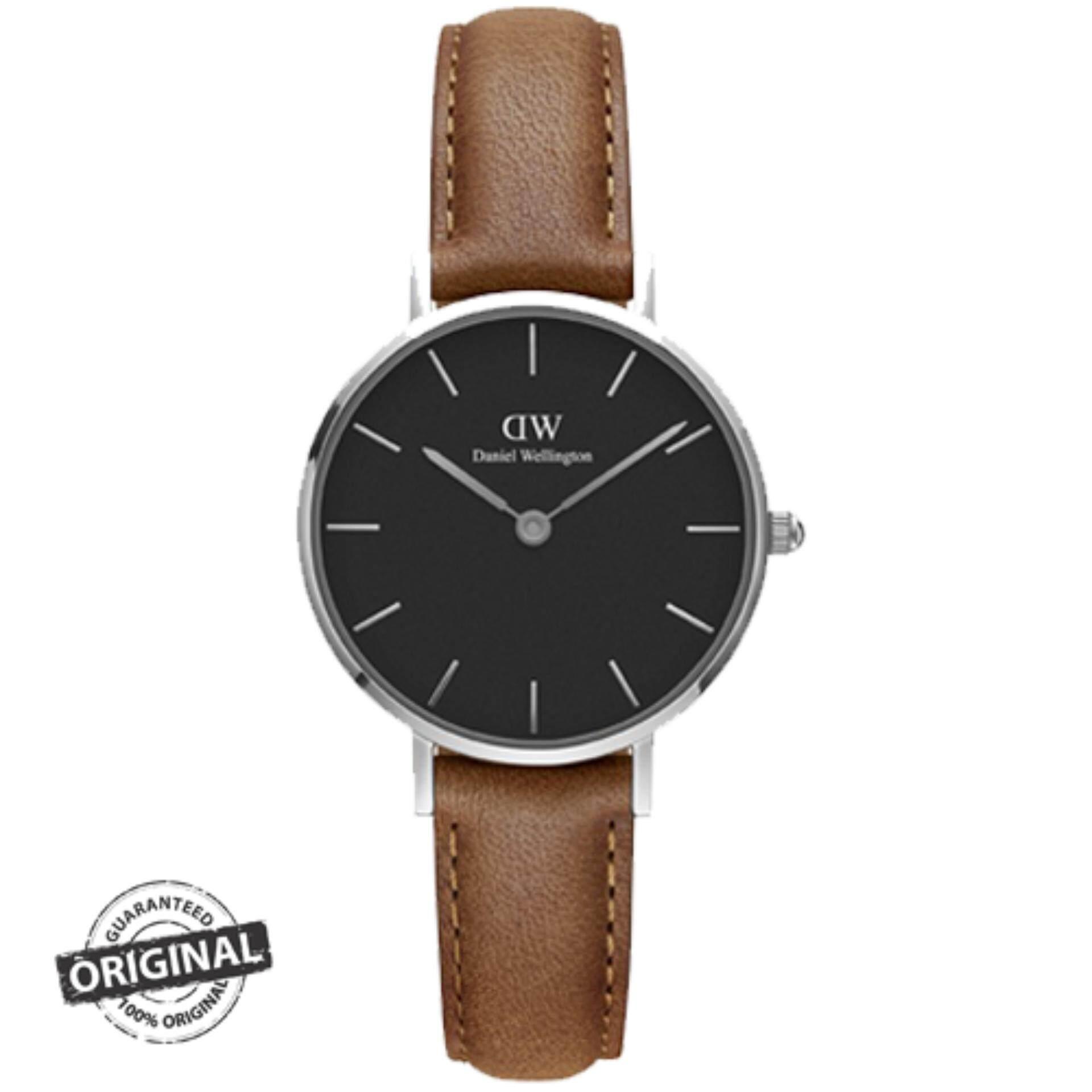 (Original) Daniel Wellington Silver DW00100234 Classic Petite Quartz Watch